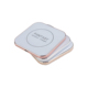 Wholesale qi standard wireless charger OEM fast charging 5W quick wireless charger quick charging pad made in shenzhen fast