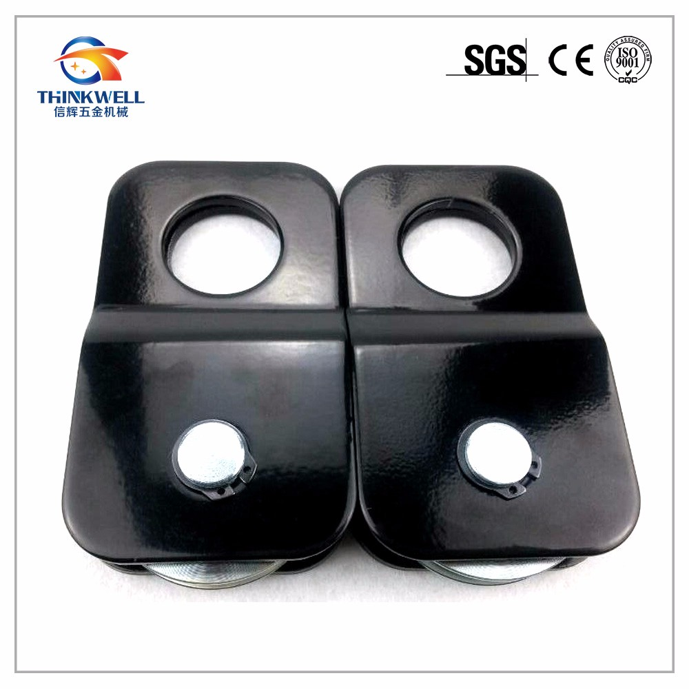 Shandong Province Supplier Heavy Duty Off Road Snatch Blocks with Light Weight