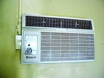 Justrite Manufacturing 915307 Explosion Proof Air Conditioning Unit, 12-6 Drum