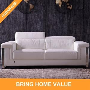 Italian White Leather Sofa, Italian White Leather Sofa Suppliers and ...