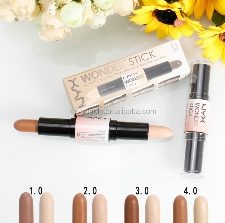2016 New Arrival Shimmer Highlighting Blush Cream Stick