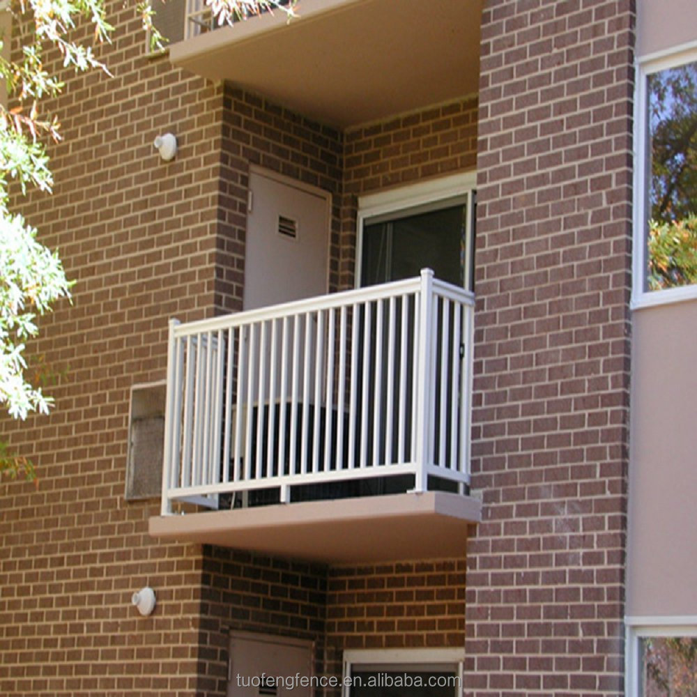 Commerciële sier standaard anti schimmel hek en balkons ...