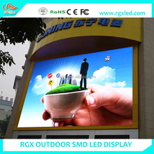 Shenzhen RGX inovetive products led outdoor screen displays P4 P4.81 P5 top selling products in alibaba