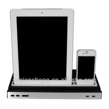 For iPad/iPhone/Android Docking Station with Speakers