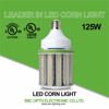 led corn bulb with chips on the head for highbay 400w metal halide