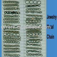 Metal Chain for Jewelry DIY Making
