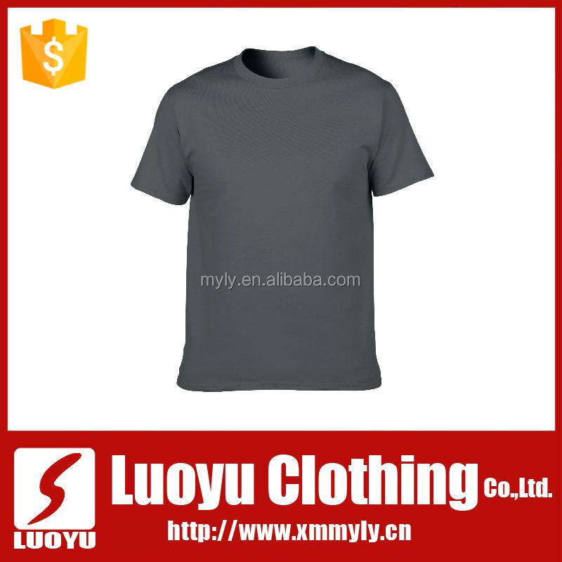 China export clothes plain shirts difference colors custom clothing manufactures