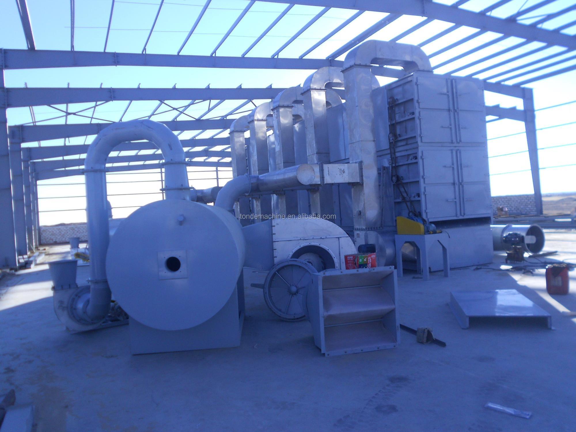 Industriële fruit drogen machine transportband hete lucht droogoven