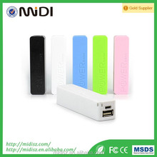 Wholesale USA backpack perfume power bank , powerbank 2600mah