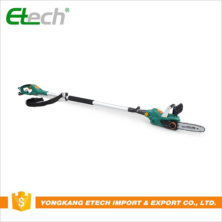 Professional Chinese cheap price electric pole chainsaw