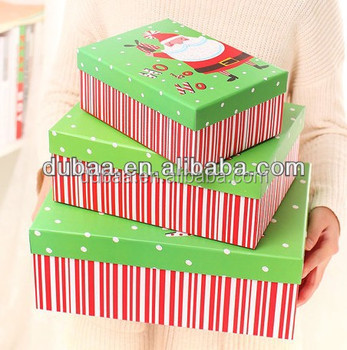 christmas gift box christmas father gift box china manufacturer gift boxgift boxes packaging wholesale - Christmas Gift Boxes Wholesale