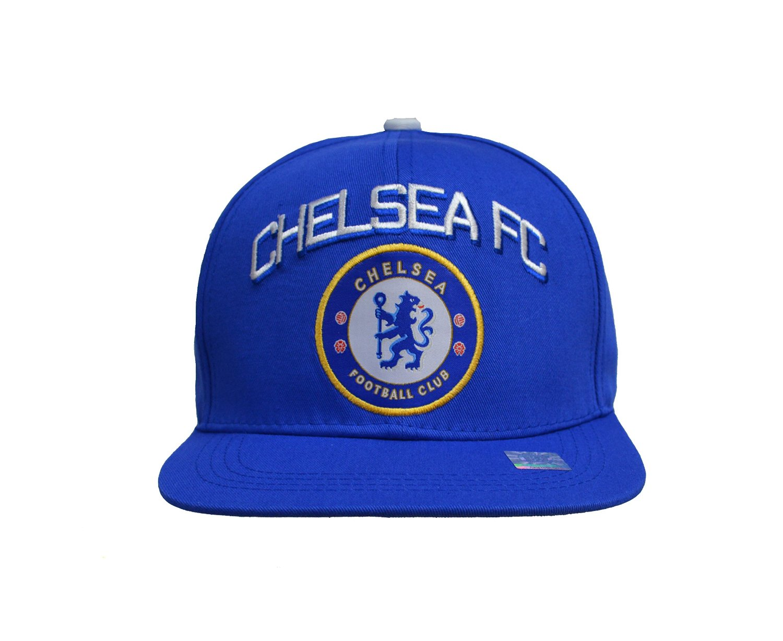 9967fedb9db Chelsea Fc Snapback Adjustable Cap Hat – White - Blue New Season