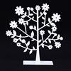 Tree metal Jewelry Display Earring Holder Necklace display ring holder
