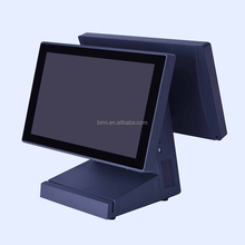China best selling MSR/NFC/WIFI module pos point of sale / adjusted pos system all in one