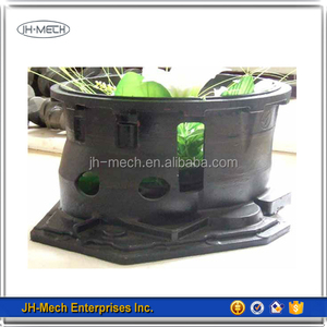 OEM Lost foam casting Cylinder shell for engine