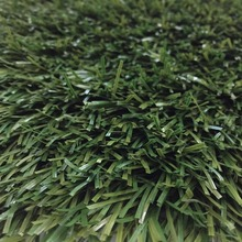 Mini football field artificial grass fence