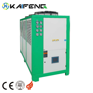 ISO9001 And CE Authentication 50 Ton Air Cooled Water Machine Malaysia Industrial Chiller Price