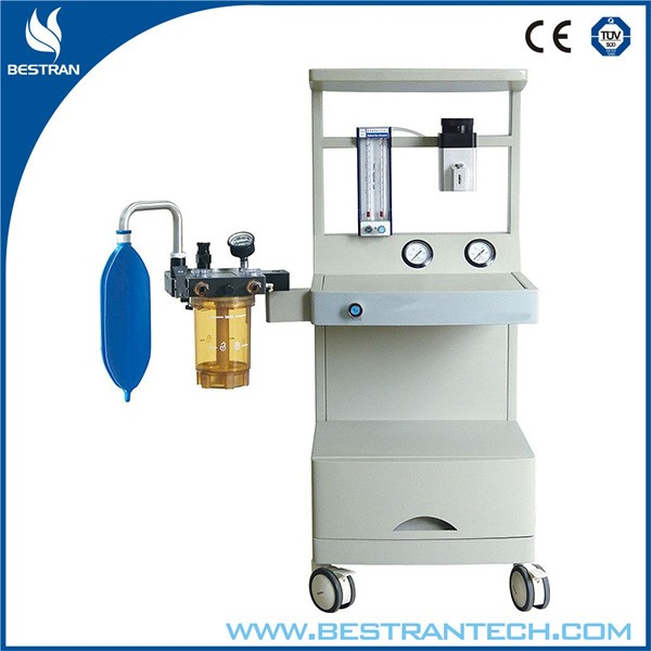 China BT-2000J0 Hospital cheap simple Anesthesia Machine, high pressure oxygen concentrator