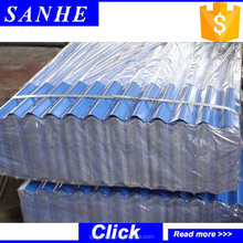 china made 4x8 sheet metal prices cheap metal roofing steel plate for wall/roofing V910 V840 V820