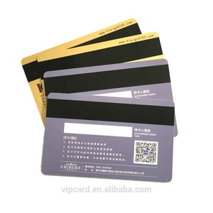 Gold Foil 100 Free Shipping Business Cards With Wechat QR Code