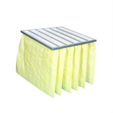 Unit AC Filter Bag F9 Medium Filter Udara