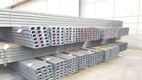 HDG Steel Structural C Channel U Channel