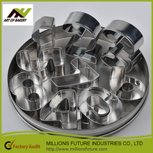 Good price bakeware tool stainless steel cookie cutter biscuit manufacturer