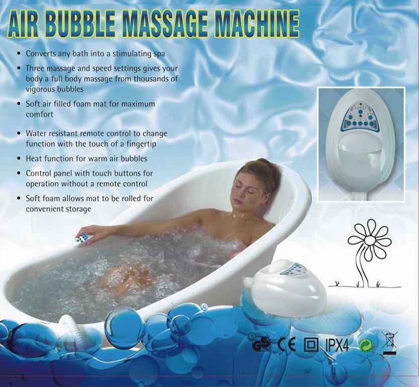 Bubble Beauty Massager Ozone Generator Water Purifier Sterilizer (sy ...