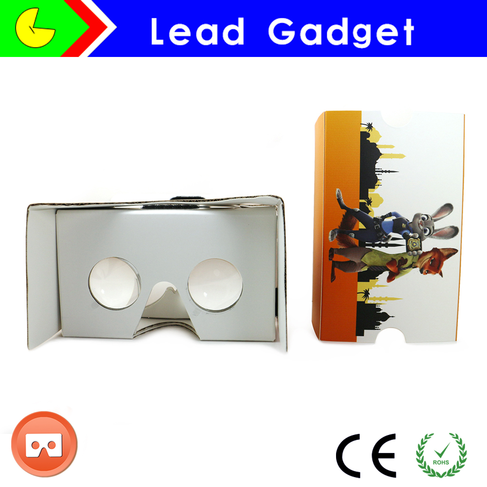 GOOGLE CARDBOARD Supplier of Lowest price of Google cardboard v2, Google cardboard version 2