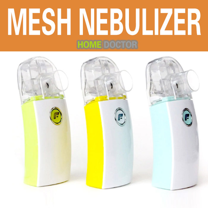 portable mini nasal inhaler for respiratory system mist spray made in China