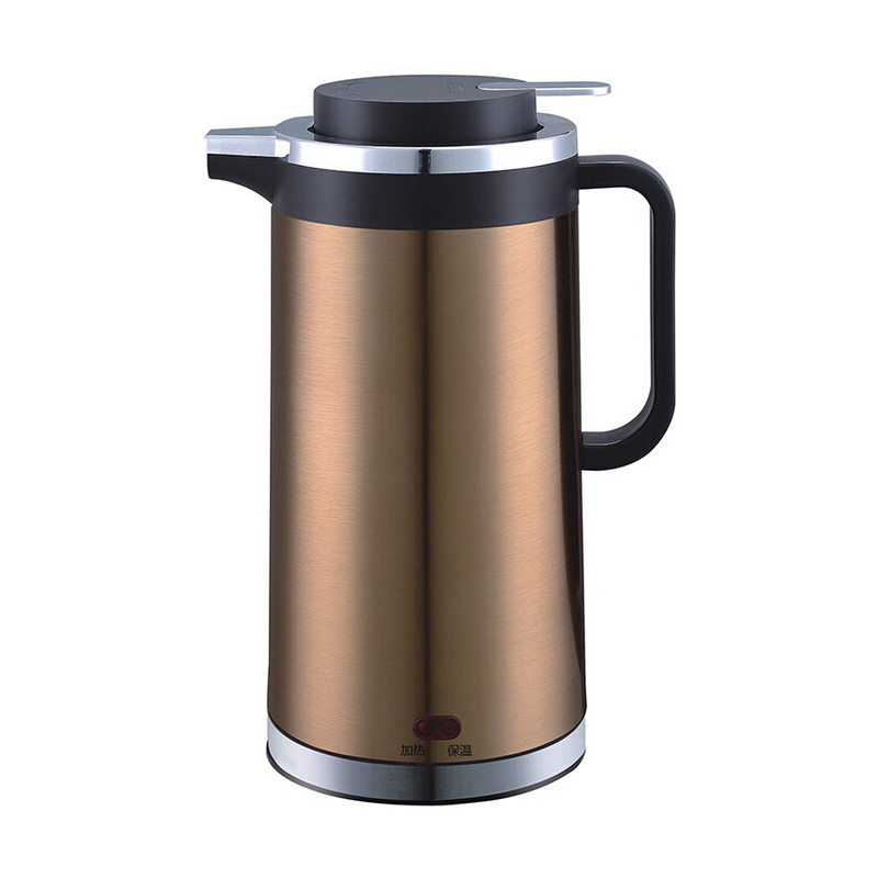 Hot Sale! 1.8L Electric Kettles 220V Stainless Steel Water Heater Kettle Colorful Automatic Insulation Kettles For Water Kettle