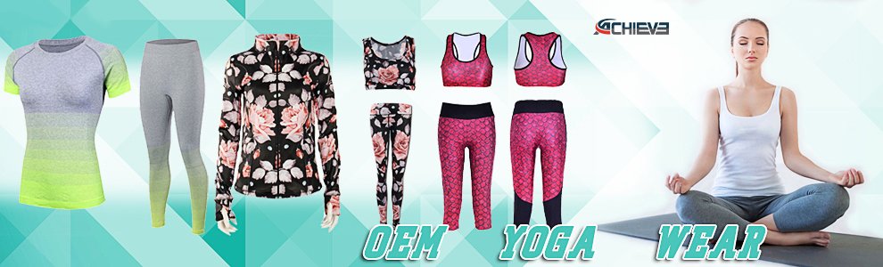 High quality yoga pants / yoga jumpsuit / yoga clothing indian manufacturers