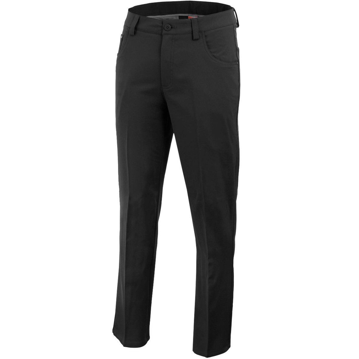e140571e244f Get Quotations · Puma Golf Men s 6 Pocket Tech Golf Pants - US 32-32 - Black