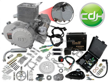 Bt80 Bicycle Engine Kit With Electric Start
