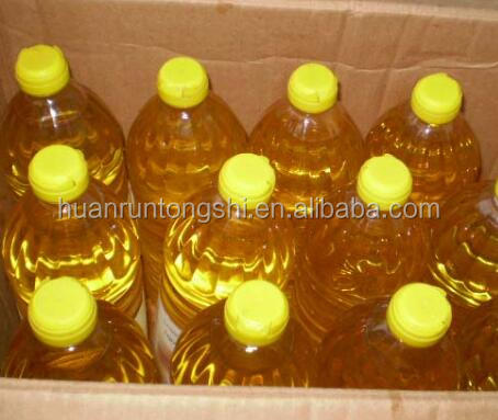 Refined Grade A Corn Oil, Corn oil refined and crude