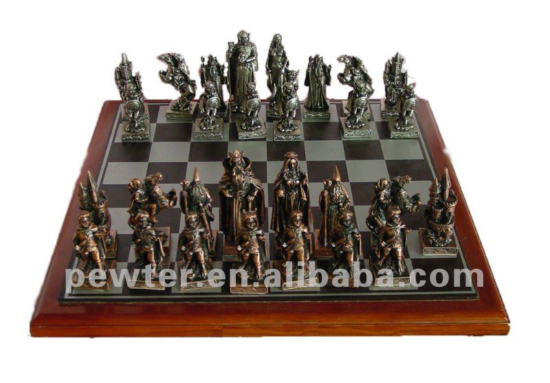 For sale lord of the rings chess set lord of the rings chess set wholesale wholesales - Lord of the rings chess set for sale ...