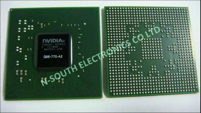 Original and new G86-770-A2 vedio chip Laptop VGA IC Chipset