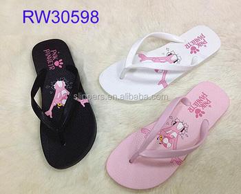 7b9f66a0099b new model women sandals Shiny diamond strap slippers outdoor pvc flip flops