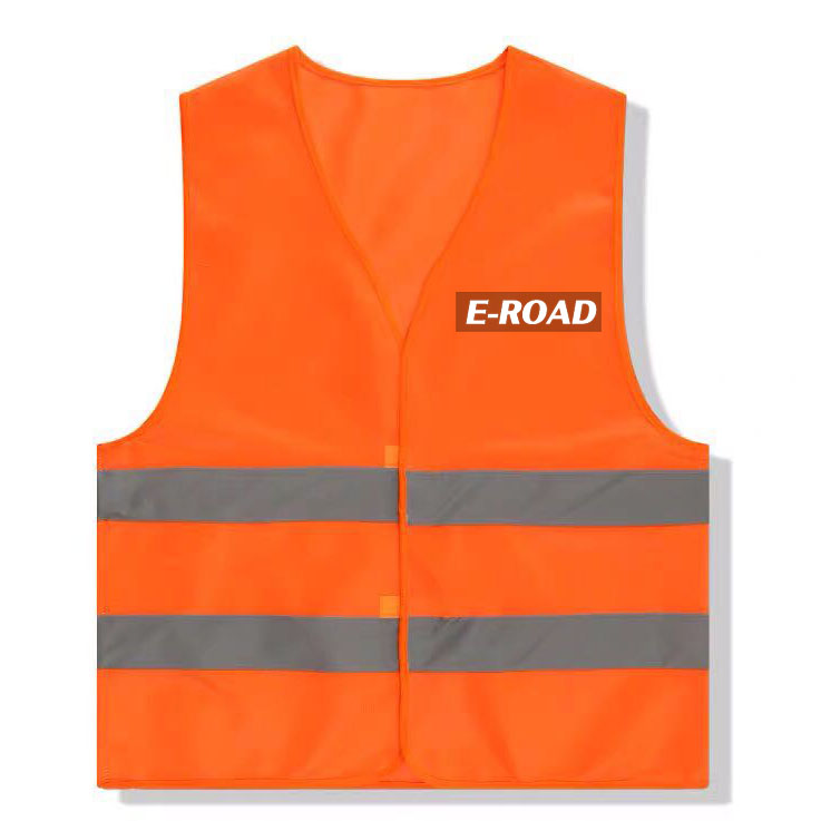 RV002 Hi Vis Safety High Visibility Fluorescent Green <strong>Orange</strong> Color Reflective <strong>Vest</strong>