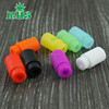 RHS produced ecig mouthpiece disposible drip tip silicon 510 mouthpiece for testing sub ohm tank atomizer 510 drip tip resin