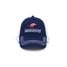 2016 new style adult cotton polyester mesh cap trucker hats