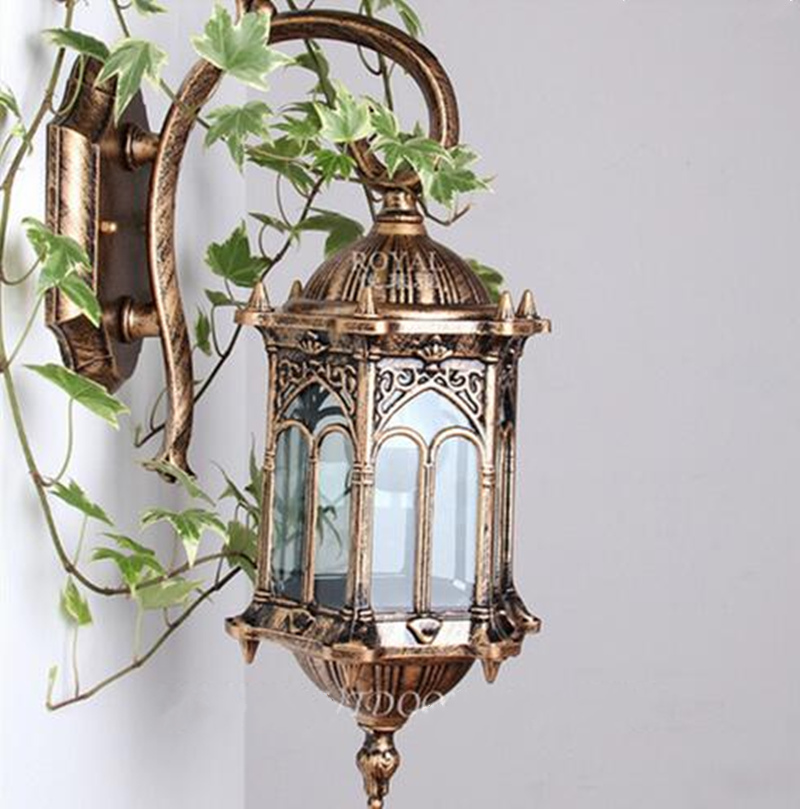 Online Buy Wholesale Antique Outdoor Wall Light From China