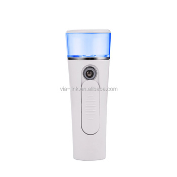 Portable mini size factory supply cheap price nano mister facial steamer best selling sprayer