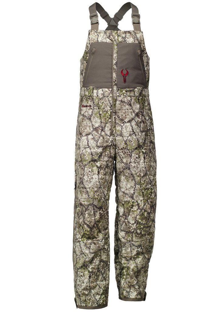 a7d665eb47b7a Get Quotations · Badlands Men's Convection Camo Insulated Hunting Bib  Overalls - Camouflage