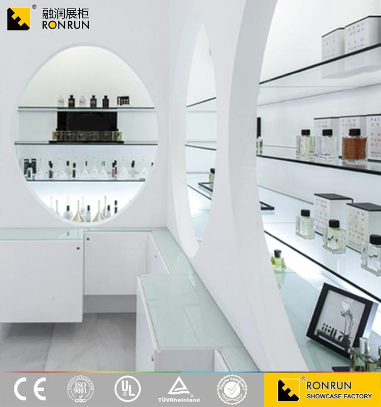 Rcf1171 2017 New Furniture Cosmetics Shop Arcrylic Korean Makeup ...