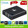 PUSI Quad core android tv box mini pc set top box android 4.2 dvb-t2 for russia