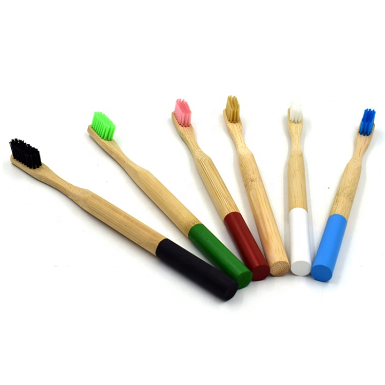 High Quality Multi Color Environment Eco Friendly Wooden Feature And Home Use Toothbrush Bamboo фото