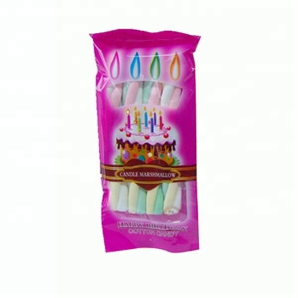 Stupendous Candle Marshmallow Candy Birthday Gift Twist Cotton Candy Funny Birthday Cards Online Hendilapandamsfinfo
