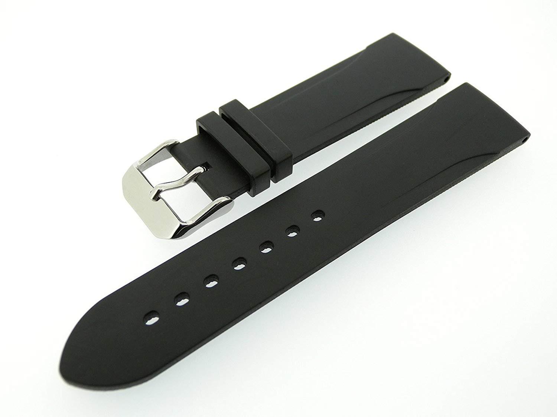 HDT Bonetto Cinturini Rubber Material Strap Model 315 [22mm]