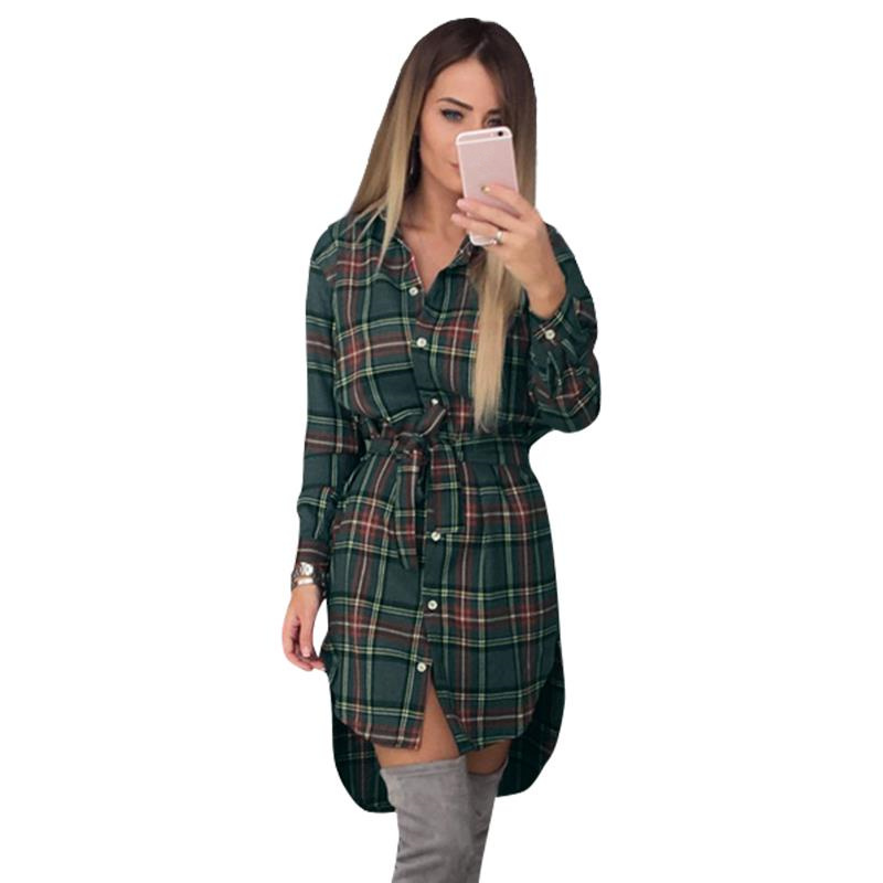 e727d85c93f China Plaid Shirt Women